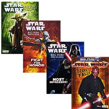 Star Wars Coloring Books 96 Pg