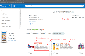 How To Scrape Coupon Details From A Walmart Store Using ... Walmart Canvas Print Coupon Code Amazing Deals Online Canada Walmartca Hershey Shoes The 75 Dollar Coupon You See On Social Media Is A Promo Codes January 20 Code 2014 How To Use And Coupons For Walmartcom Nutrisystem Cost At With Not Offering Free Afp Fact Check 4 Secret 10 Grocery Genius Proven Off Pickup Official Hip2save 1540 Lb Kingsford Charcoal Only 344 Per Bag With