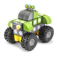 VELCRO Brand Blocks Monster Truck Construction Set-70164 - The Home ... The 8 Best Toy Cars For Kids To Buy In 2018 Whosale Childrens Big Wheels Pick Up Monster Truck Toys 2 Colors 51vxk4xtsnl Sy355 For Atecsyscommx Epic Arena At The Beach Unboxing 13 New 110 Scale Model 4ch Rc Tri Band Hot Jam Mutt Sound Smasher Walmartcom Amazoncom Derailed 17 Train Offroad 2014 Diy Stadium Sensory Bin Must 124 Predator Vehicle List Of 2017 Trucks Wiki Bright Rc Grave Digger Remote Control Car Blue