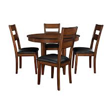 Pendwood Dining Table And Four Chairs Set, Brown Cherry 78 Sutton Vintage White Cherry Ding Table Set Cherrywood Solid Ding Table And 8 Chairs Room Chairs By Bob Timberlake For Lexington Addison Black Round Collection From Coaster Fniture 36 X 48 Solid Wood Opens To 60 Finish Benze Satinovo Glasslight Wood In Stow On The Wold Gloucestershire Gumtree 5pieces Cherry Wood Finish Faux Leather Counter Height Set 6 Amish Heirloom Dingroom Tables Sets 2 Armchairs Side 1 Bench Custom Made Homesullivan Holmes 5piece Rich Christy Shown Grey Elm Brown Maple With A Twotone Michaels Onyx Includes 18 Leaf 49 And