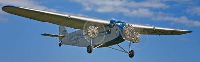 Ford Tri-Motor Tour - Hiller Aviation Museum