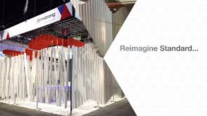 Tectum V Line Ceiling Panels by Aia 2017 Reimagine Armstrong Ceiling Solutions U2013 Commercial