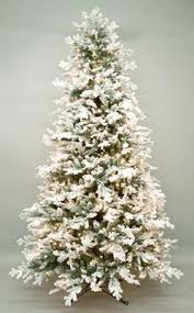 Pre Lit Flocked Artificial Christmas Trees by 24 Best Pre Lit Flocked Artificial Christmas Tree Images On