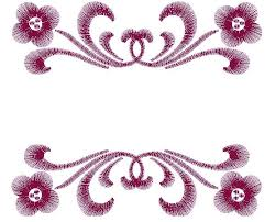 Clip Arts Related To Paper Border Designs For Projects