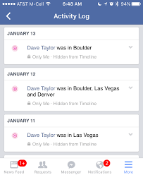 Stop from tracking your location Ask Dave Taylor