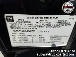 Used Parts 2005 GMC Yukon SLT 5.3L 4x4   Subway Truck Parts, Inc ... 75l Efi Air Intake Parts Wtb Ford Truck Enthusiasts Forums Volvo Trucks Makeawish F150 Build 1996 50l Gets A 4 Lift Kit 34 United Motors Mercedesbenz Short Bonnet Trucks Wikipedia Lmc Truck Parts Free Catalog This Thing Is Awesome Youtube All About Our Isuzu Elf Powder River Ordnance Mack Intertional Its Uptime