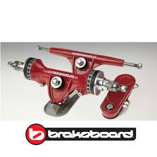 Brakeboard Longboard Trucks - SET - VERSION 3.1 - Wake2o.co.uk