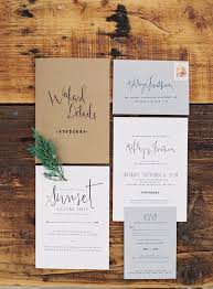 Wedding Invite Ideas And Get Inspiration To Create The Invitation Design Of Your Dreams 19