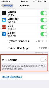 3 Tips to Reduce High Cellular Data Usage on iPhone with iOS 9