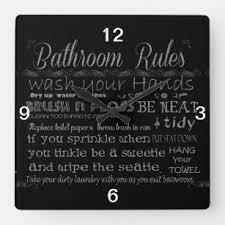 badezimmer regeln geschenke zazzle ch