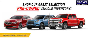 100 Truck Rental Mn Grover Auto New Used Buick Chevy Car SUV Dealer In