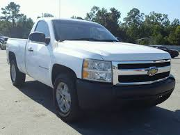100 2007 Chevy Truck For Sale Chevrolet Silverado For Sale At Copart Savannah GA Lot 48109258