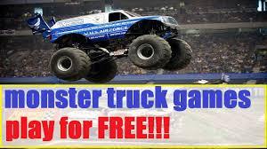 100 Monster Trucks Games Online Monster Truck Games For Toddlers Free Online How To Play Monster