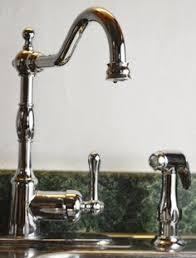 danze opulence kitchen faucet polished nickel
