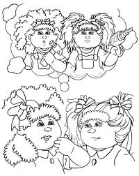Pumpkin Patch Coloring Pages by Cabbage Patch Kids Coloring Pages Cabbage Patch Kids Coloring