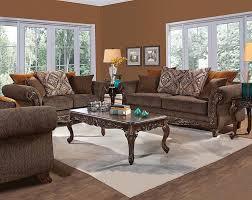Traditional Dark Brown Norcastle Sofa Table by Gunslinger Bark Sofa U0026 Loveseat House Design Wish List