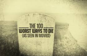 Bbq Pit Sinking Spring Attack by The 100 Worst Ways To Die As Seen In Movies Complex
