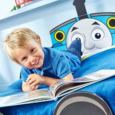 Thomas The Tank Engine Toddler Bed by Thomas Toddler Bed With Storage