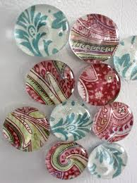 Glass Refrigerator Magnets Are An Inexpensive Item That You Can Sell In Bulk Online At Craft Shows Look Nice Easy To Make And