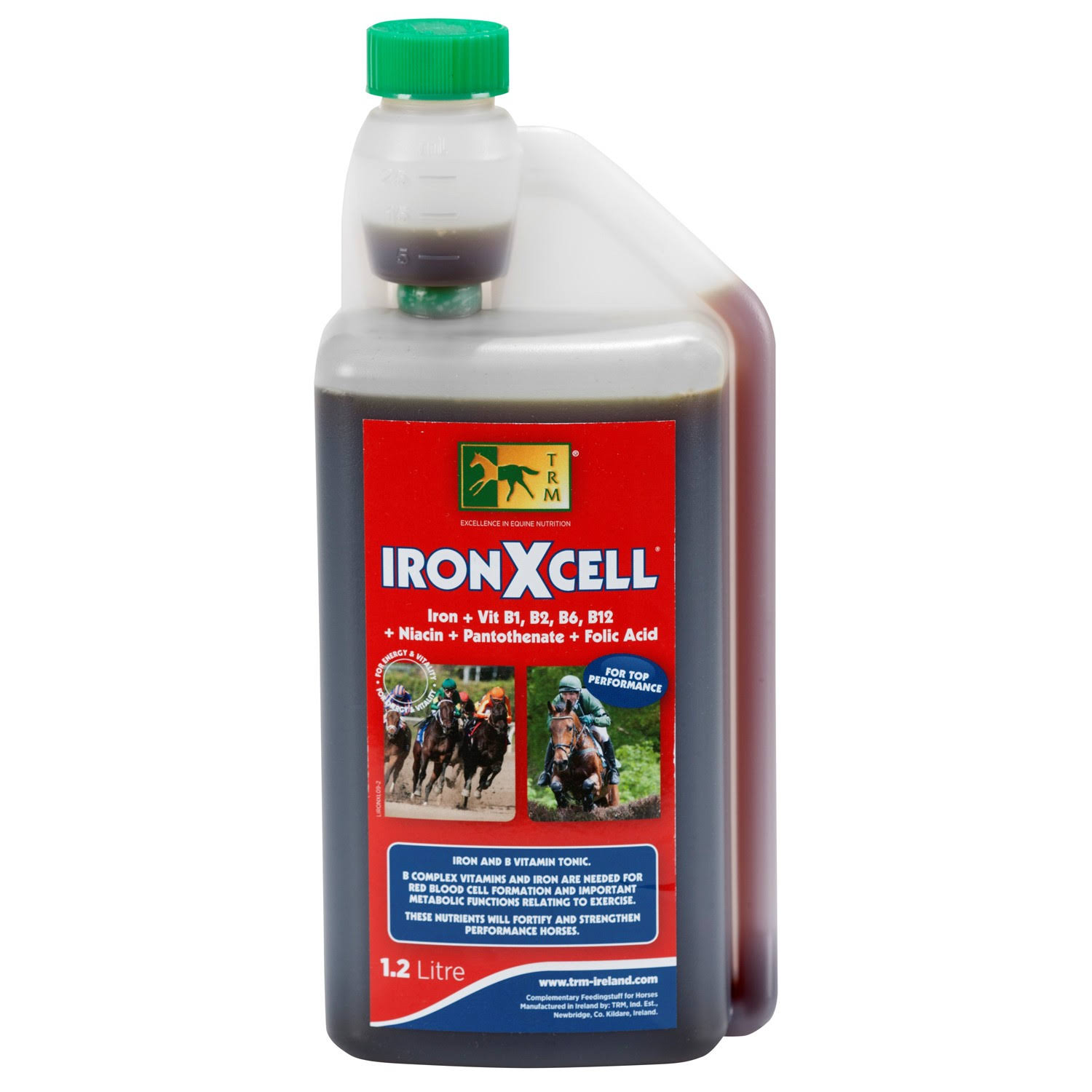 TRM Iron X Cell 1.2LT