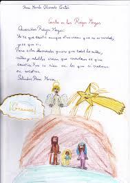 Carta Reyes Magos Una Pizca De Educación Family · Maestros · Niños