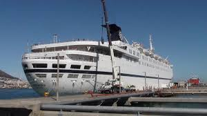 Cruise Ship Sinking Now by Cruise From Cape Town To