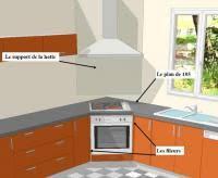 plan de travail d angle cuisine plan de travail d angle ou meuble d angle les points principaux à