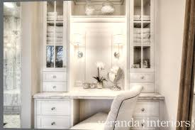Bath Vanities With Dressing Table by Bathroom Vanities With Makeup Table Bathroom Vanities With