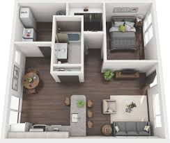 100 Forest House Apartments Ansley Floor Plans Studio 1 2 3 Bedroom Atlanta
