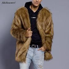 online buy wholesale fox fur coats for men from china fox fur
