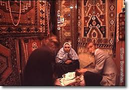 Carpet Shop Grand Bazaar Istanbul Turkey