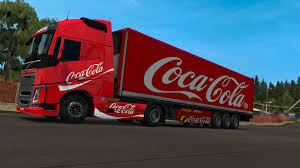 Coca Cola Trucks With A Trailers - Rejected - TruckersMP Forums Cacola Other Companies Move To Hybrid Trucks Environmental 4k Coca Cola Delivery Truck Highway Stock Video Footage Videoblocks The Holidays Are Coming As The Truck Hits Road Israels Attacks On Gaza Leading Boycotts Quartz Truck Trailer Transport Express Freight Logistic Diesel Mack Life Reefer Trailer For Ats American Simulator Mod Ertl 1997 Intertional 4900 I Painted Th Flickr In Mexico Trucks Pinterest How Make A With Dc Motor Awesome Amazing Diy Arrives At Trafford Centre Manchester Evening News Christmas Stop Smithfield Square
