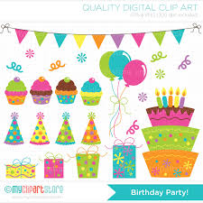 Birthday Clipart Decoration 12