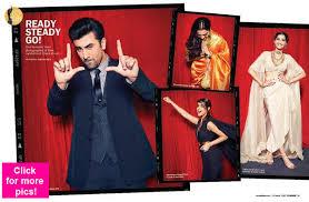 Catch Ranbir Kapoor Deepika Padukone and Shahid Kapoor s