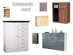 sideboard hoch highboard