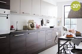 meuble de cuisine fly cuisine fly blanche taupe et à prix canon