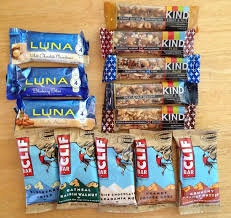 Vegan Clif Bars Luna And Kind