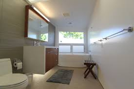 100 Mid Century Modern Bathrooms 3 Remodeled Remodel
