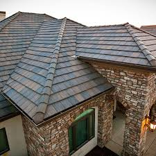 Ludowici Roof Tile Jobs by Boral Roofing Concrete Tile Hartford Slate Charcoal Brown Blend