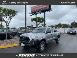 100 Penske Bucket Truck Rental 2018 Used Toyota Tacoma SR5 Access Cab 6 Bed I4 4x2 Automatic At