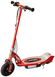 Razor Electric Scooter Red Outdoor Sports Scooters Sporting Goods Gift NEW