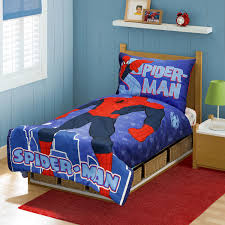 Walmart Bed Sheets by Spider Man You Are Spider Man 4 Piece Toddler Bedding Set
