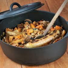 recette potée de chou pommes de terre carottes et saucisse