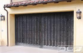 Tuscan Garage Door 13