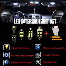100 Led Interior Lights For Trucks 19pcs Canbus Error Free LED Dome Signal Light Kit For Lexus