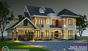 Elegant Dormer Window House Plan Kerala Home Design And ... Custom Dream Home In Florida With Elegant Swimming Pool Emejing Design Gallery Interior Ideas Designs 2015 Simply Blog New Simple Yet Dramatic Dazzling For Exterior Designer Modern House Indoor 3d Front Elevationcom 1 Kanal Inspiring Luxury Decor Beautiful