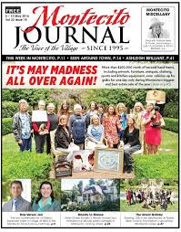 Its May Madness All Over Again By Montecito Journal