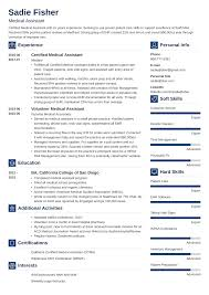 Medical Assistant Resume Examples [Duties, Skills & More] 40 Hobbies Interests To Put On A Resume Updated For 2019 Inspirational Good On Atclgrain 71 Elegant Photos Of Examples With And Sample Graduate Cv Academic Research Positions Resume I Need A New Hobby Or Interest And List In What To Your Writing Save Job Rumes How Write Beginners Guide Novorsum Best Event Planner Example Livecareer Of Or 20 For