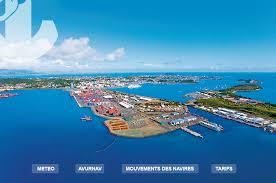 meteo a port la nouvelle port autonome de nouvelle calédonie