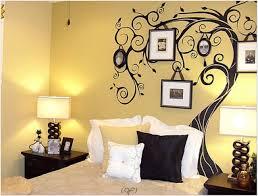 Wall Paintings For Bedrooms Teenage Boys Decor Tree Painting Bedroom Designs Girls Kids Diy Room Teens